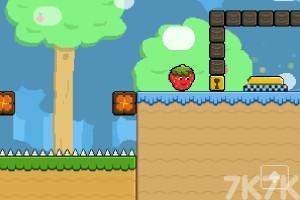 《草莓大冒險》游戲畫面2