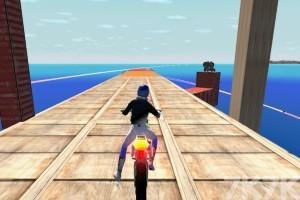 《炫技摩托》游戏画面1
