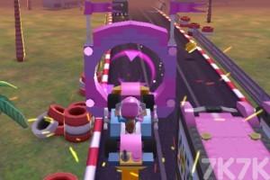 《乐高赛车手》游戏画面4