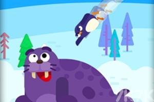 《企鹅飞翔2无敌版》游戏画面4