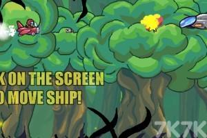 《卡農戰機》游戲畫面1