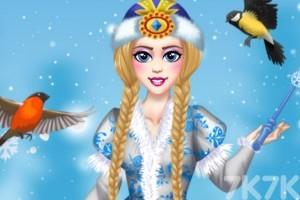 《冰雪公主夢》游戲畫面4
