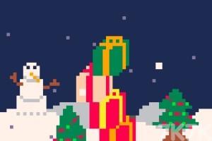 《帮圣诞老人装车》游戏画面1