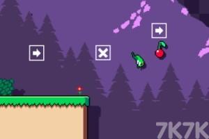 《青蛙月球冒險》游戲畫面3