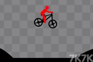 《火柴人自行車無敵版》游戲畫面4