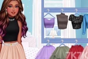 《公主纱裙派对》游戏画面3