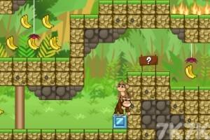 《小猴父子历险记H5》游戏画面3