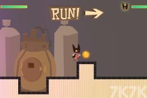 《猫猫博士逃脱》游戏画面1