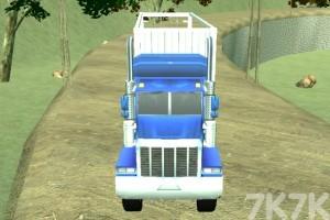 《动物运输卡车》游戏画面3