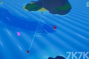 《风吹帆船比赛》游戏画面4