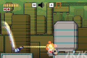 《机器人战警》游戏画面3