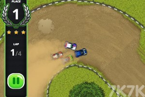 《极速狂飙》游戏画面4