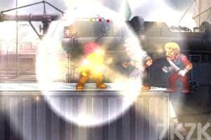 《复仇之臂审判》游戏画面5