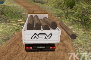 《卡车运输》游戏画面3
