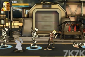 《解放者2050》游戏画面6