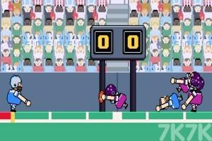 《职业橄榄球》游戏画面1