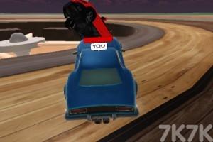 《赛车撞击》游戏画面3