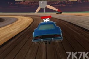 《赛车撞击》游戏画面2