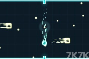 《障碍穿越小球》游戏画面2