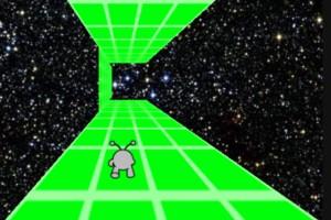 太空蛙跑酷