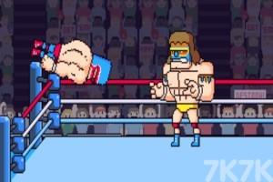 《城市摔跤手》游戏画面2