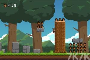 《小松鼠大冒险》游戏画面3