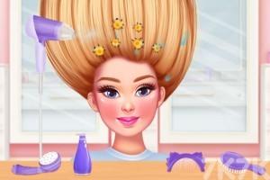 《校园新发型》游戏画面3