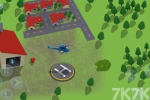 《直升机空袭》游戏画面1
