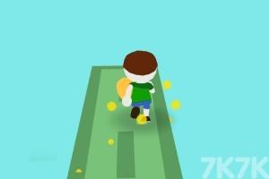 《橡皮人春季賽跑》游戲畫面1