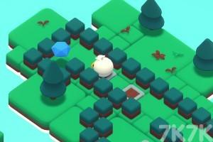 《白鸭推箱子》游戏画面3