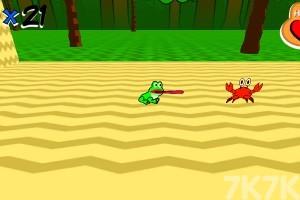 《小青蛙大冒险》游戏画面4