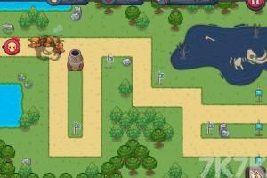 《守护鲁尼塔修改版》游戏画面2
