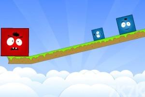 《消除红色方块》游戏画面3