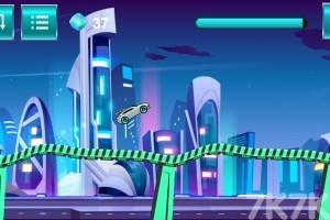 《赛博竞速》游戏画面2