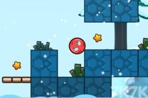 《小红球的大冒险3无敌版》游戏画面3