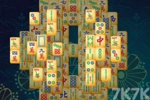 《麻将消消乐》游戏画面4