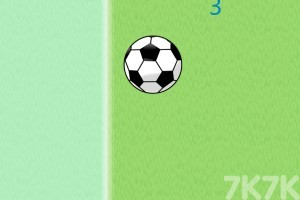《守门员训练》游戏画面1
