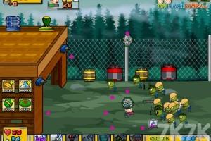《抵御丧尸3》游戏画面2