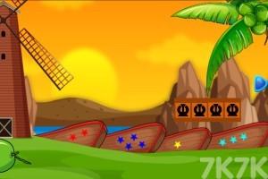 《逃离度假地》游戏画面1