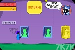 《夜盗博物馆》游戏画面1