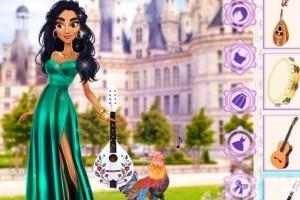 《異國公主風》游戲畫面4