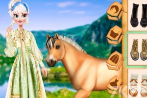 《異國公主風》游戲畫面3