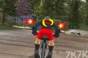 《越野自行车大赛》游戏画面2