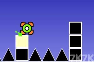 《点击跳跃》游戏画面2