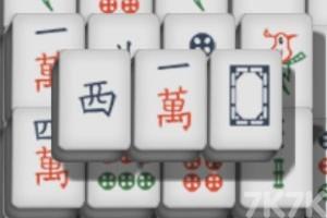 《经典麻将连连看》游戏画面1