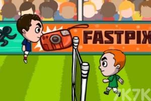 《头球挑战赛》游戏画面1