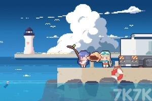 《奈奈米釣魚記》游戲畫面3