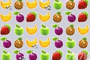 《夏季水果消除》游戲畫面1