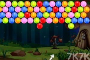 《五彩泡泡槍》游戲畫面2