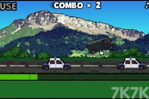 《生死时速》游戏画面3